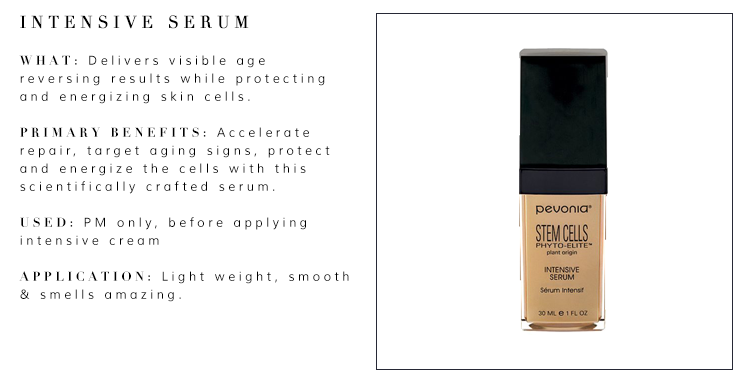 Pevonia Stem Cells Phyto-Elite Intensive Serum Review, Beauty Review