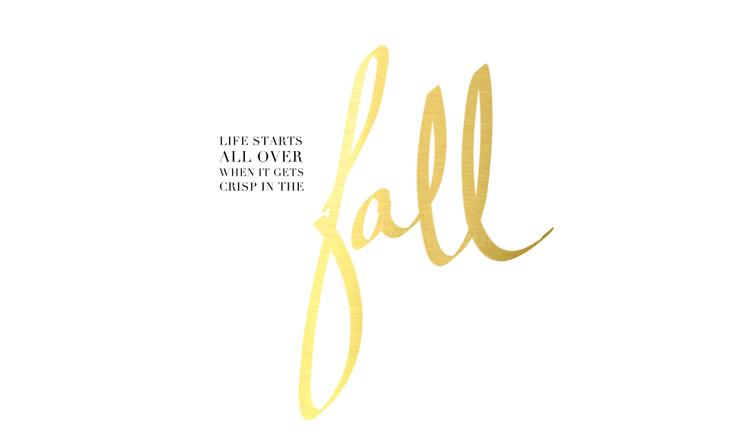 Fall Download Freebie
