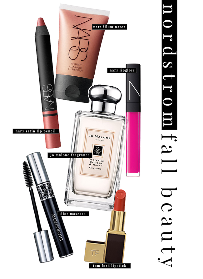 Nordstrom Fall Beauty, Fall Beauty Favorites, Beauty Review