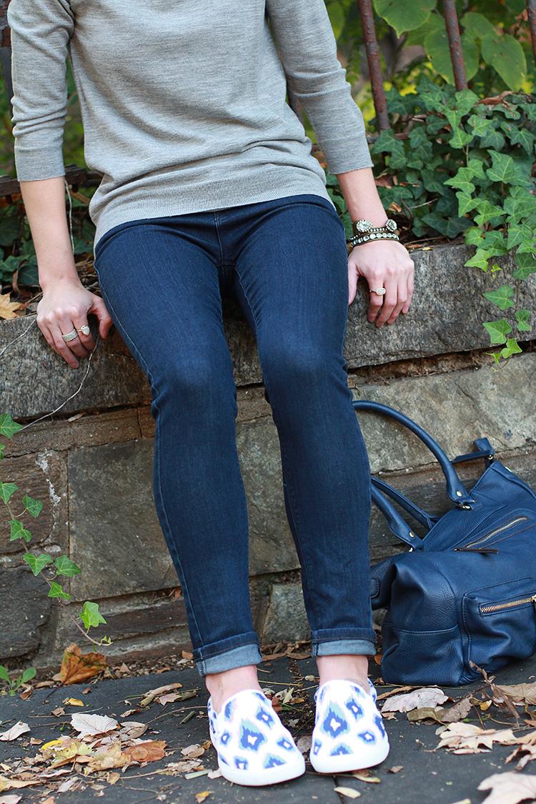 Cozy Fall Outfit Idea, Fall Casual