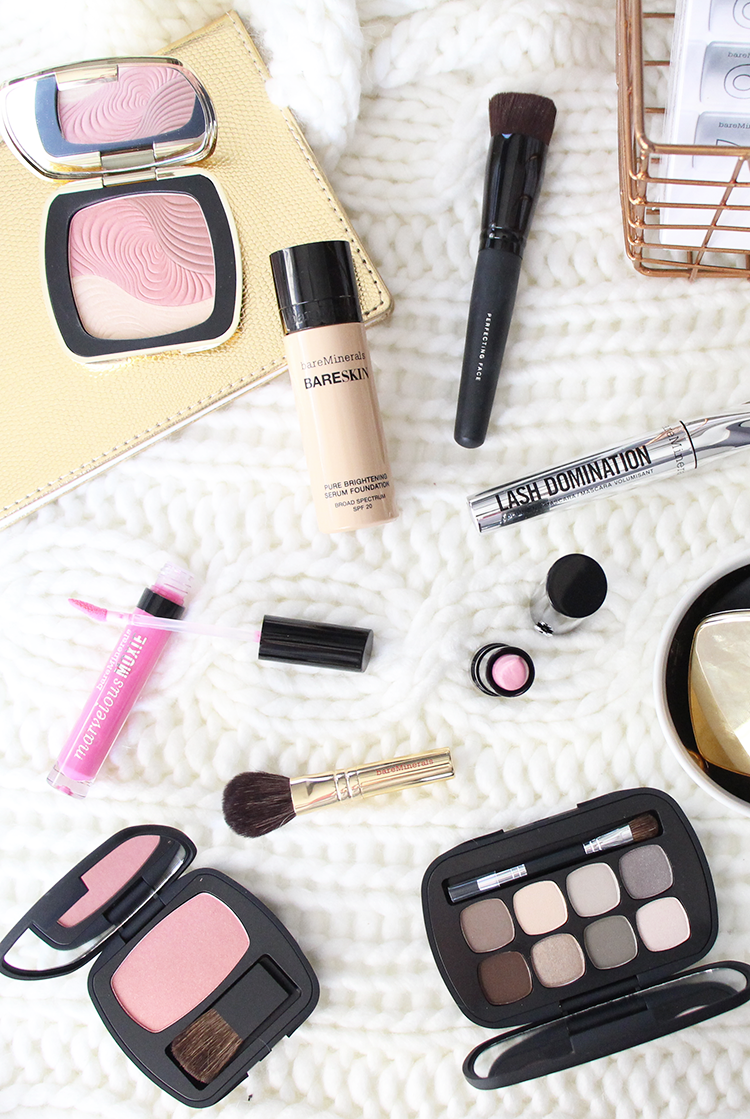 Bare Minerals Beauty Review, Beauty Review, Bare Minerals Makeup, Makeup