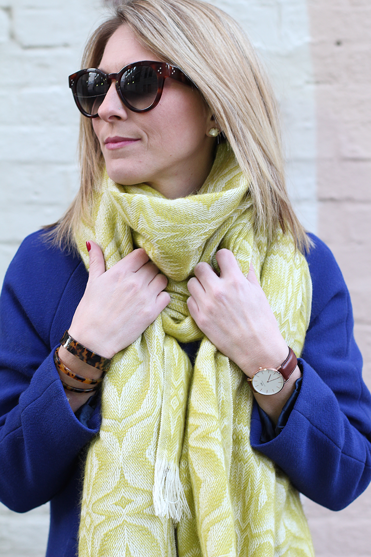 Winter Outfit Inspiration, Winter Brights