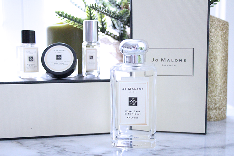 Jo Malone Wood Sage & Sea Salt perfume, Jo Malone Holiday 2014, Beauty Holiday Favorite 2014