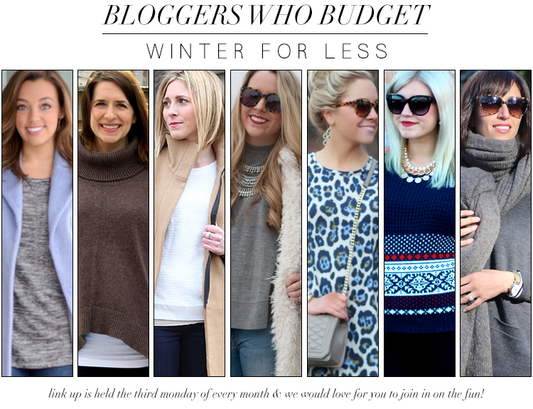 Bloggers Who Budget: Winter For Less