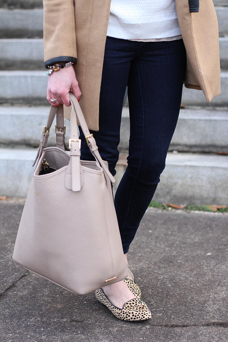 Neutral Outfit For Winter