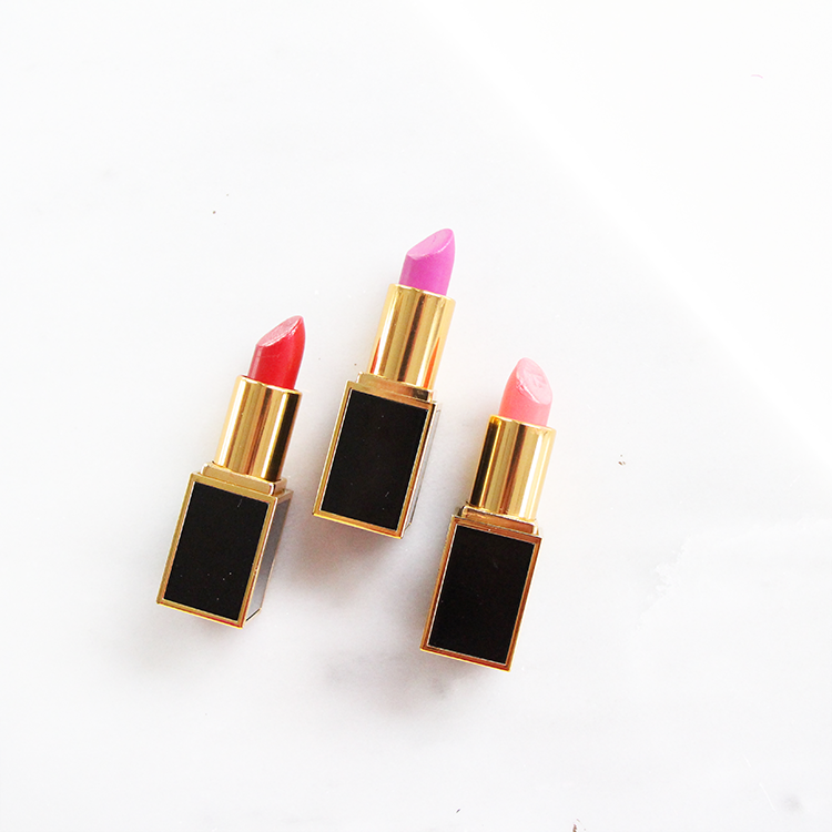 Tom Ford Lips & Boys Collection, Tom Ford Lipsticks