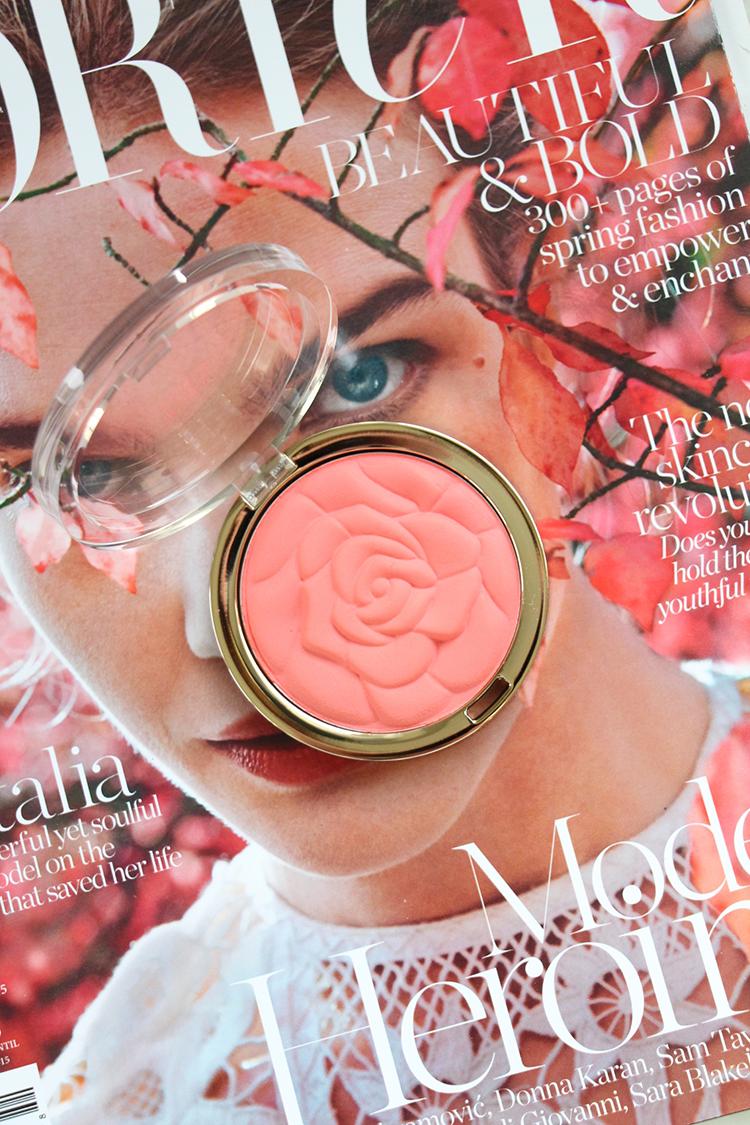 Chanel Dupe Powder Blush, Gorgeous Coral Blush