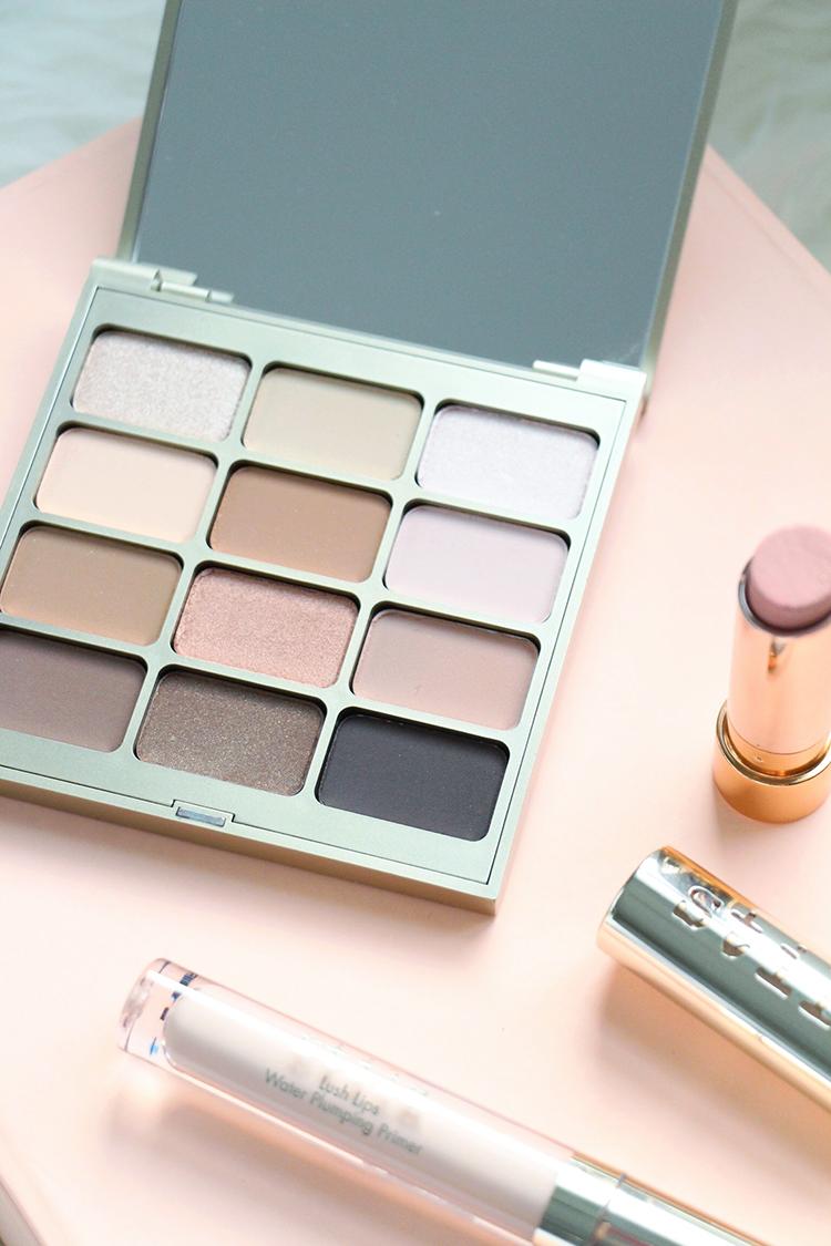 Khaki Eye, Pink Lip, Perfect Nude Palette