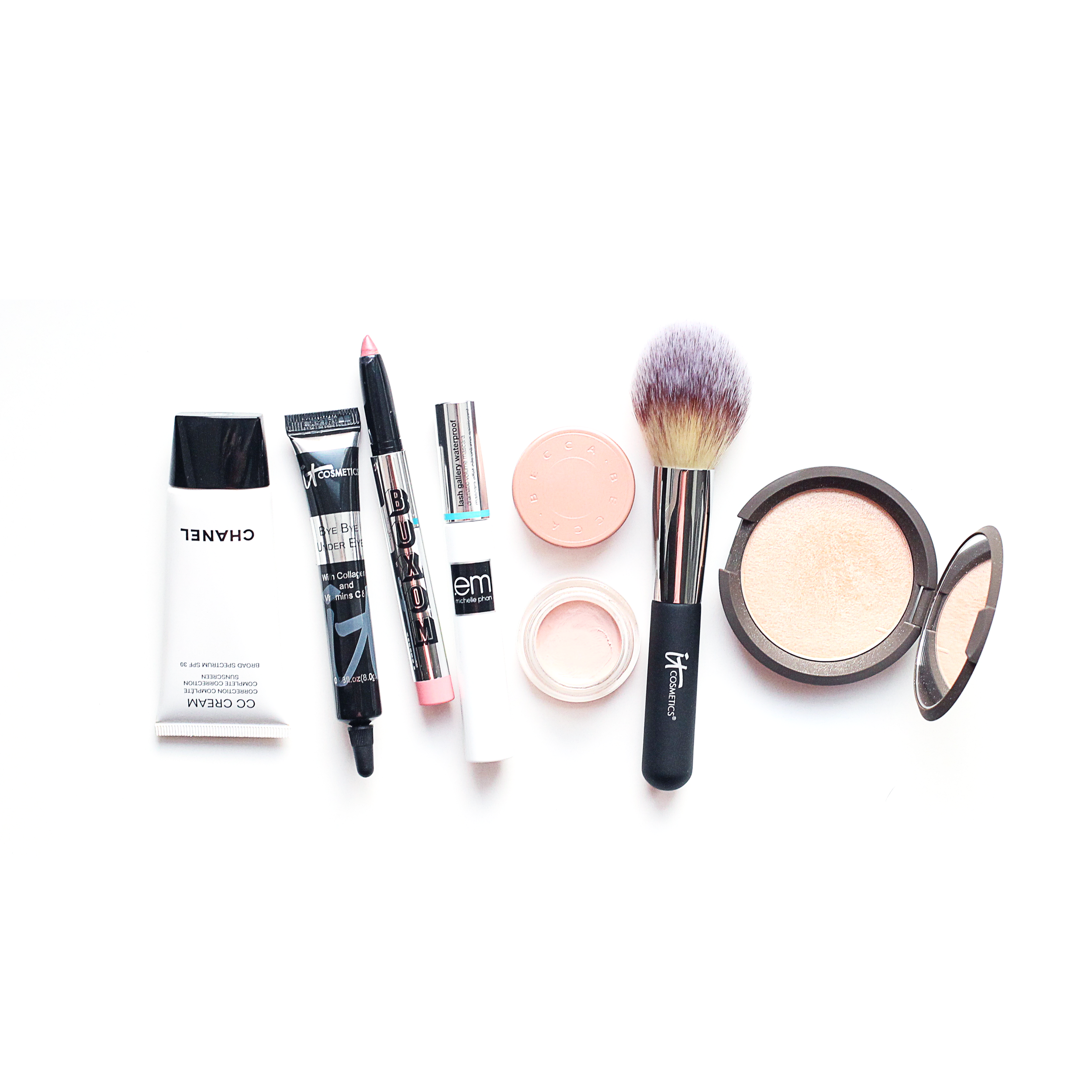 The Morning Makeup Routine