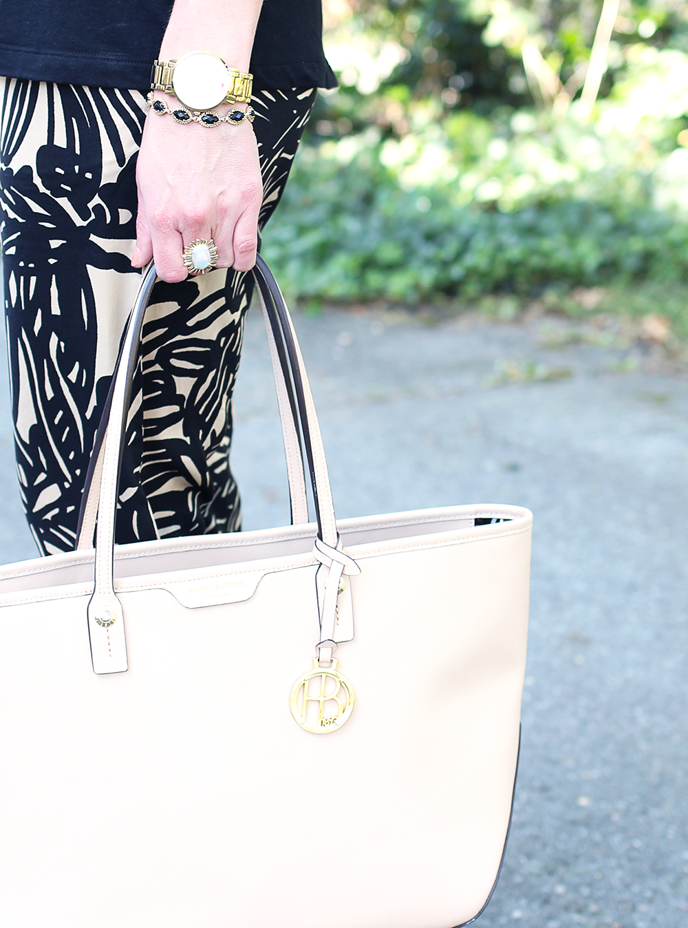Patterned Pants for Fall, Fall Outfit Idea