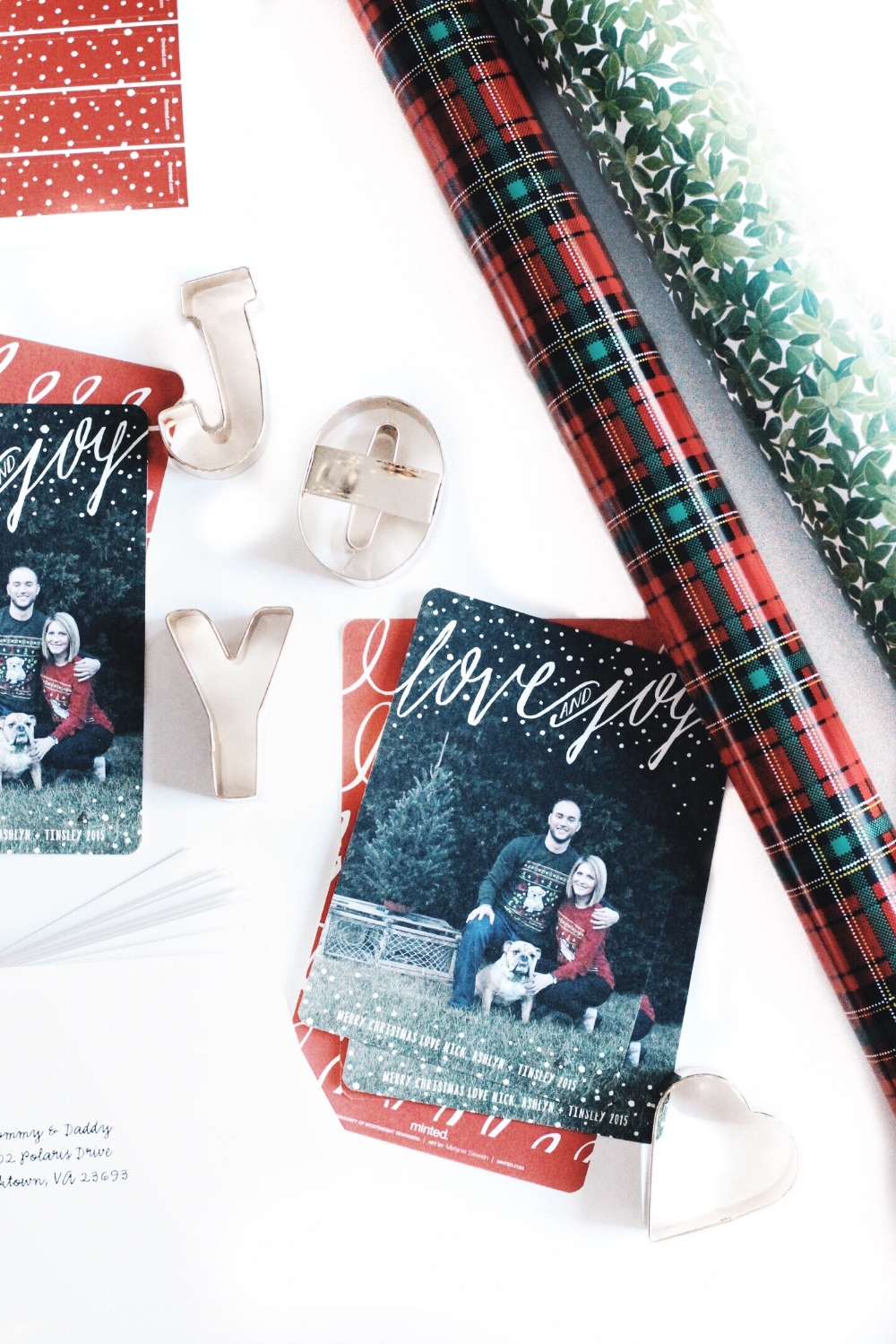 Christmas Card Ideas, Minted Holiday Cards