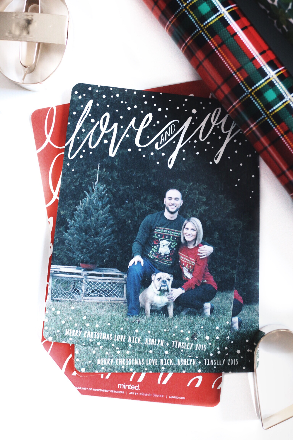 Minted Holiday Cards, Christmas Card Ideas