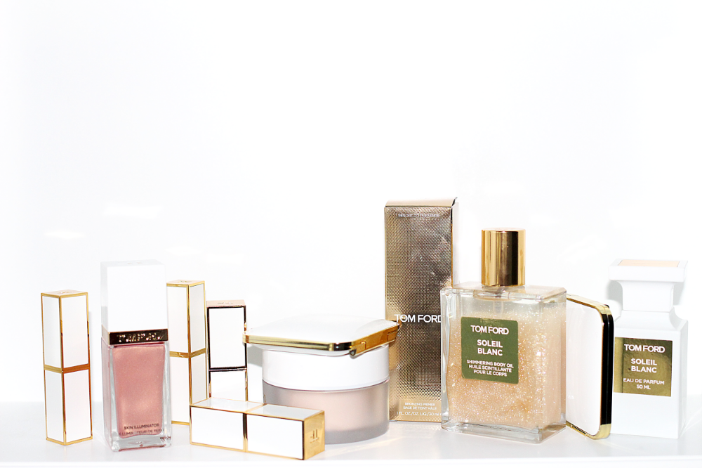 Tom Ford Soleil 2016 Collection Preview