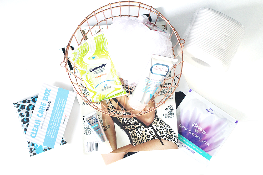 Traveling Essentials from Target