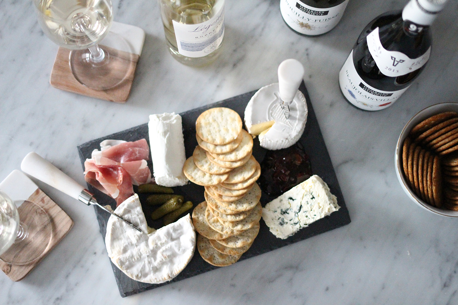 Building The Perfect Cheese Board