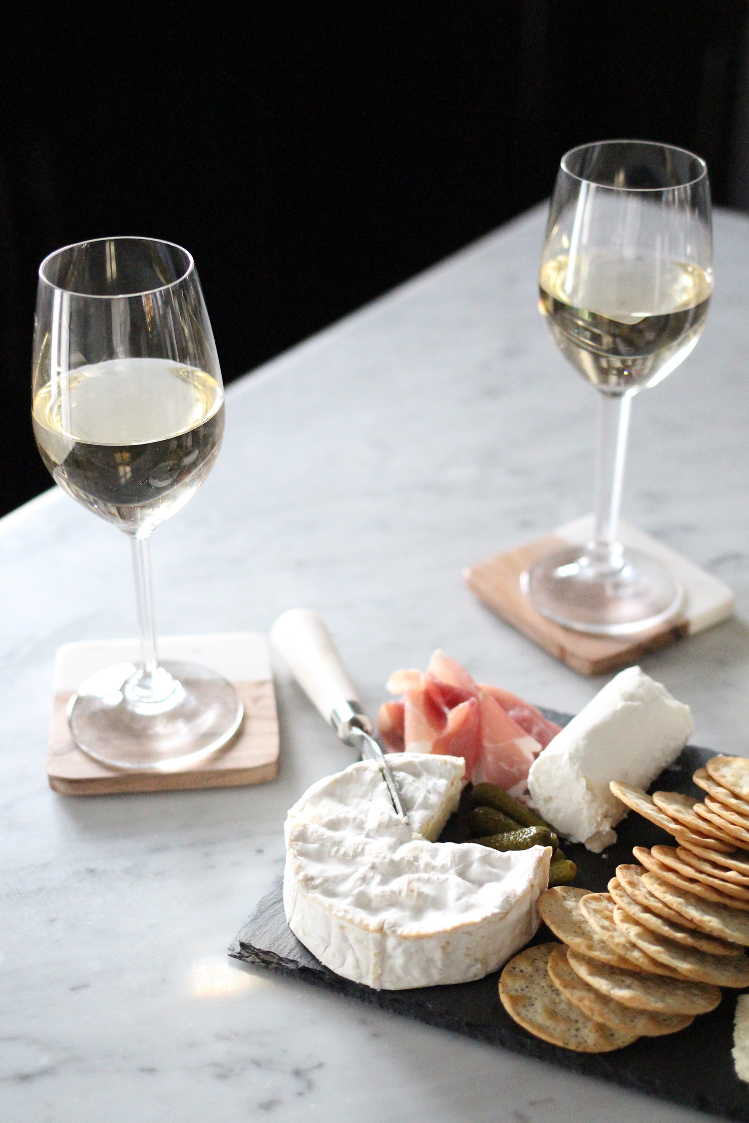 Cheese & Wine Pairings, French Cheese Board