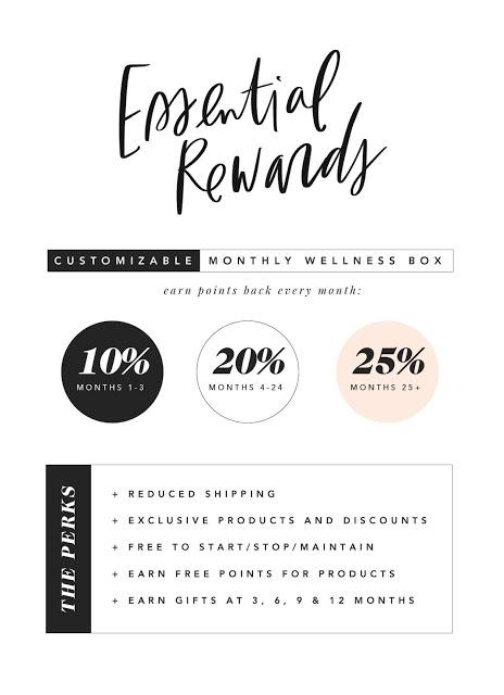 Essential Rewards Breakdown