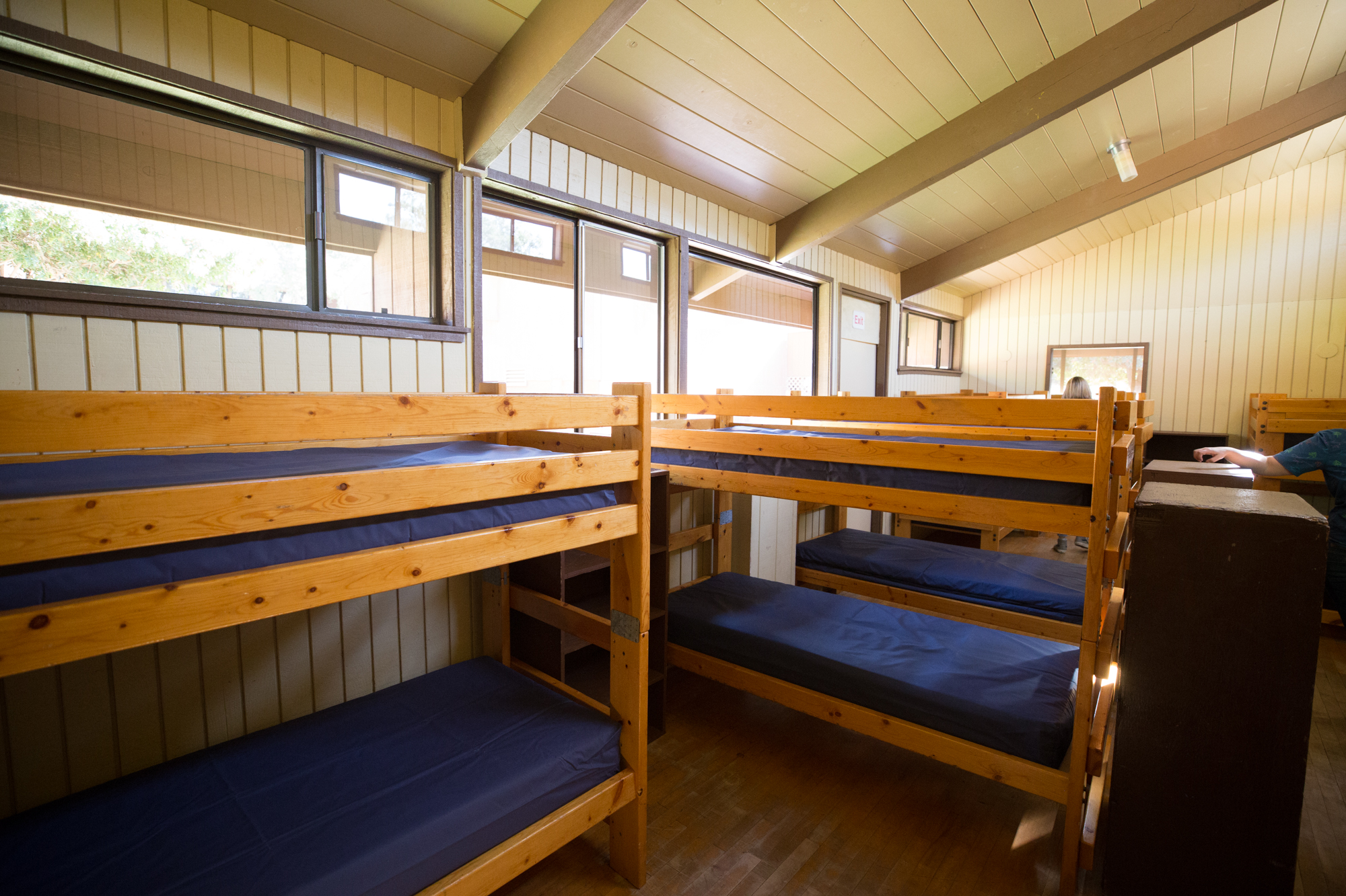 Cabins: Bunks