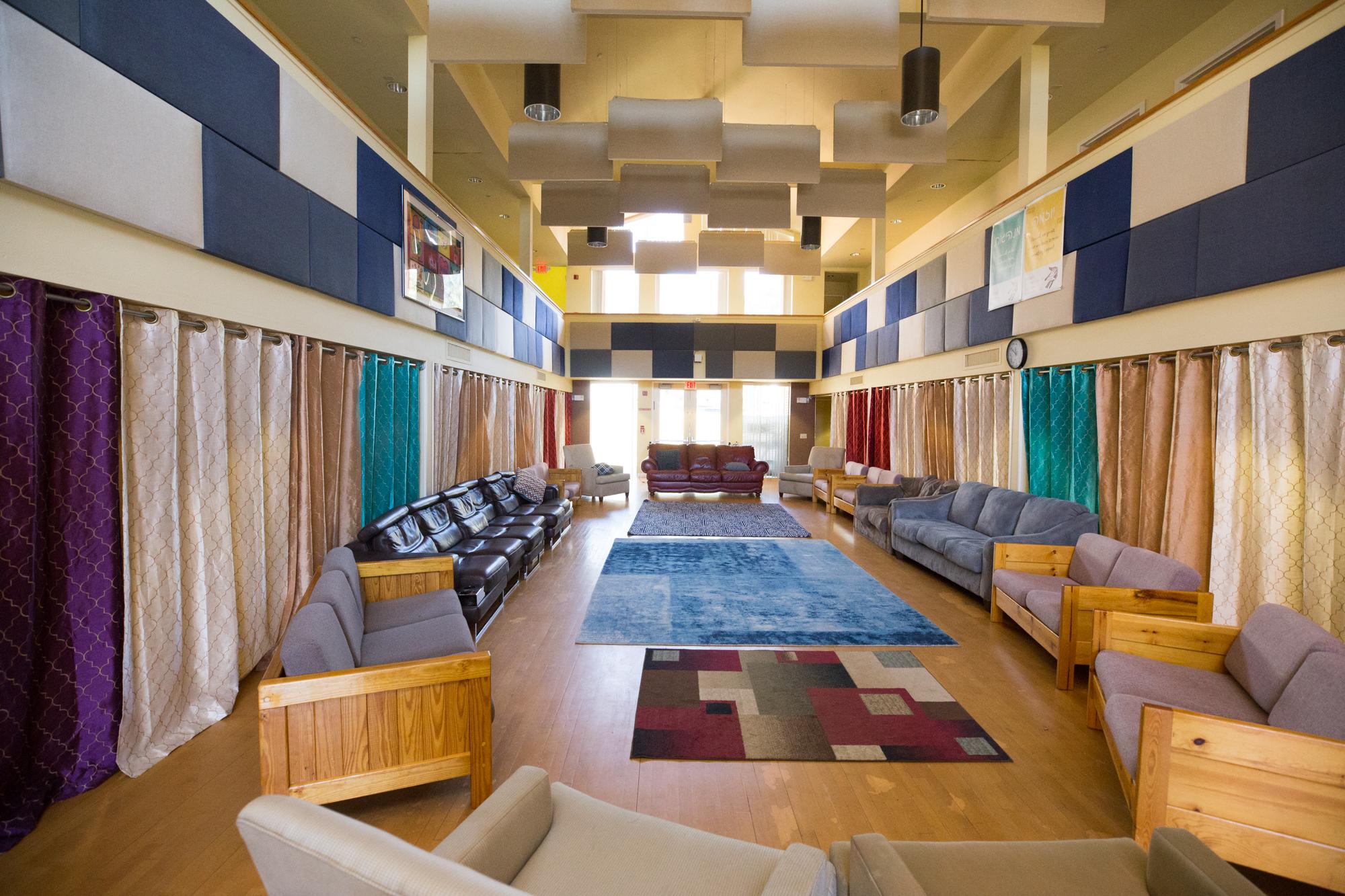 Hotel California: Common Area