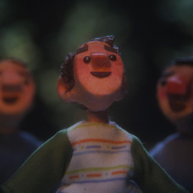 The stop-motion delight, Deady Freddy is coming soon! DIR: @eisenalicia DOP: @suzfriesen VFX: Output . . . #stopmotion #animation #dragonframe #film #vfxartist #davinciresolve #adobeAE #werk #canonphotography #craft #beautiful #shortfilm #yvr #yql @aj_furd