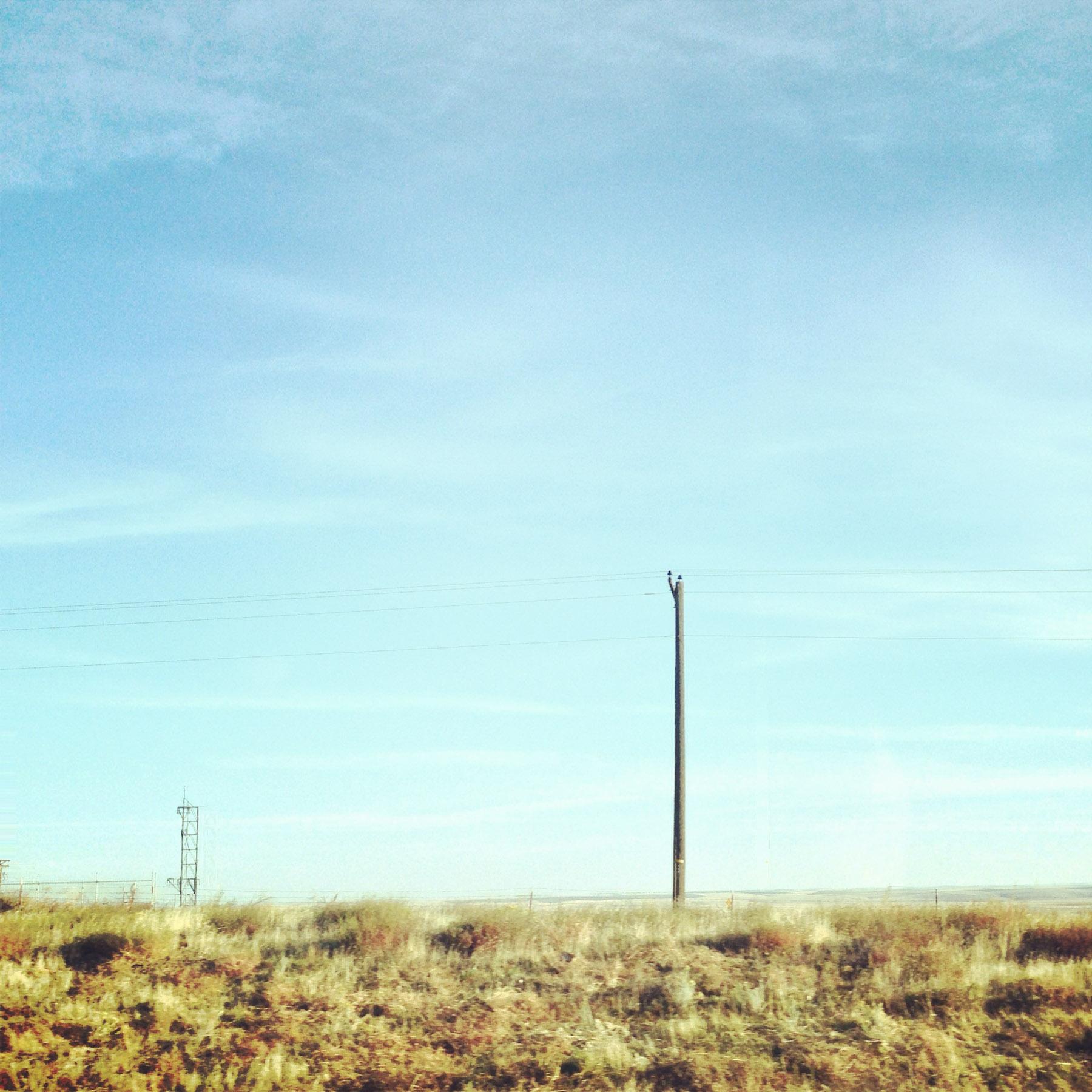 Somewhere in Oregon