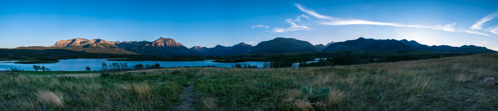 Waterton Lakes National Park, July 2015