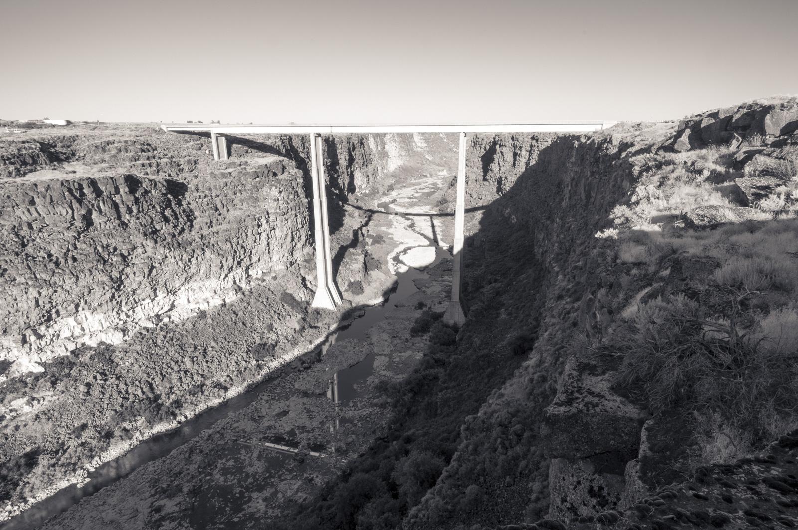 Hansen Bridge, Idaho 2016