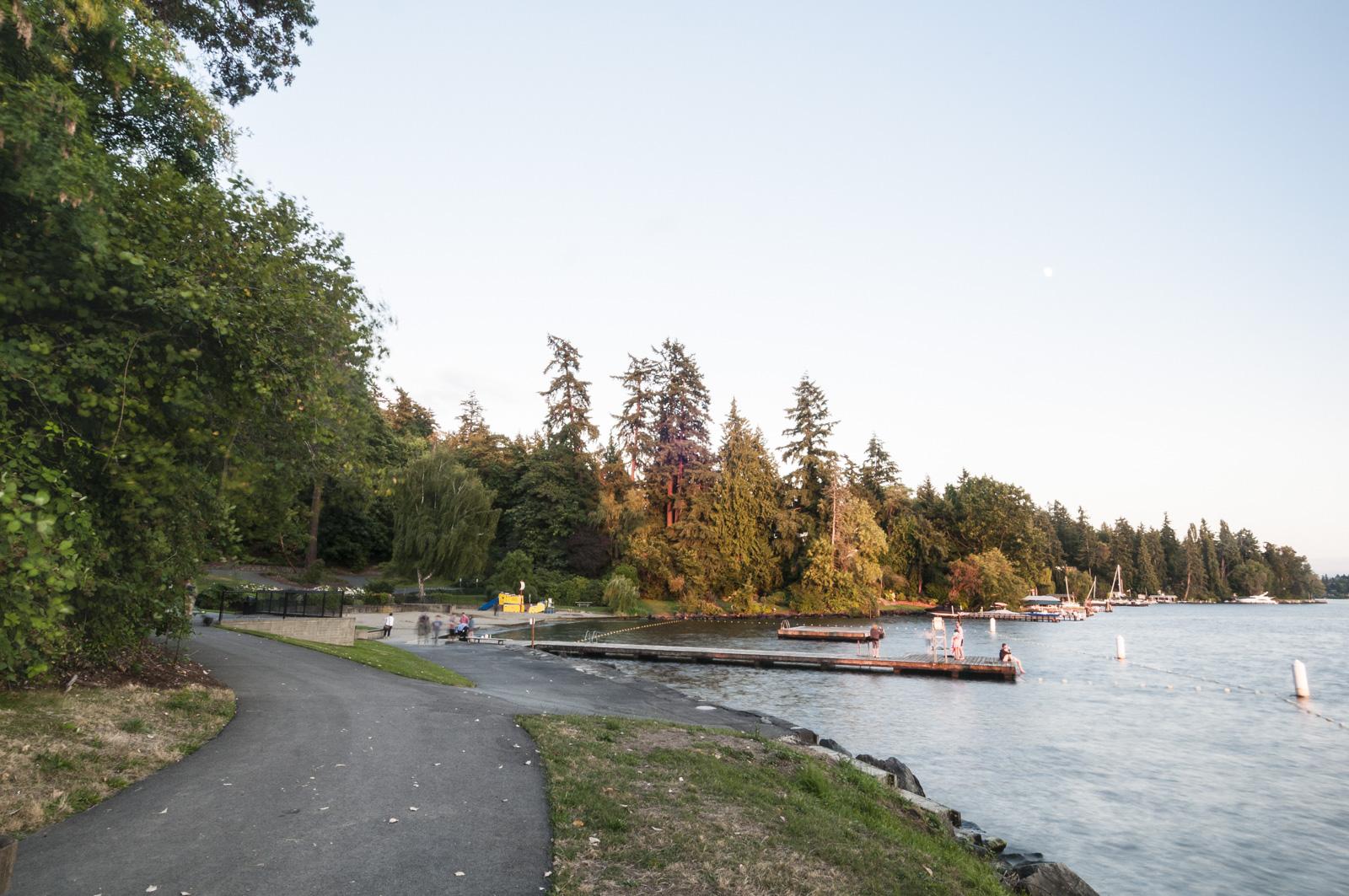 Chism Park, Bellevue, Washington 2016
