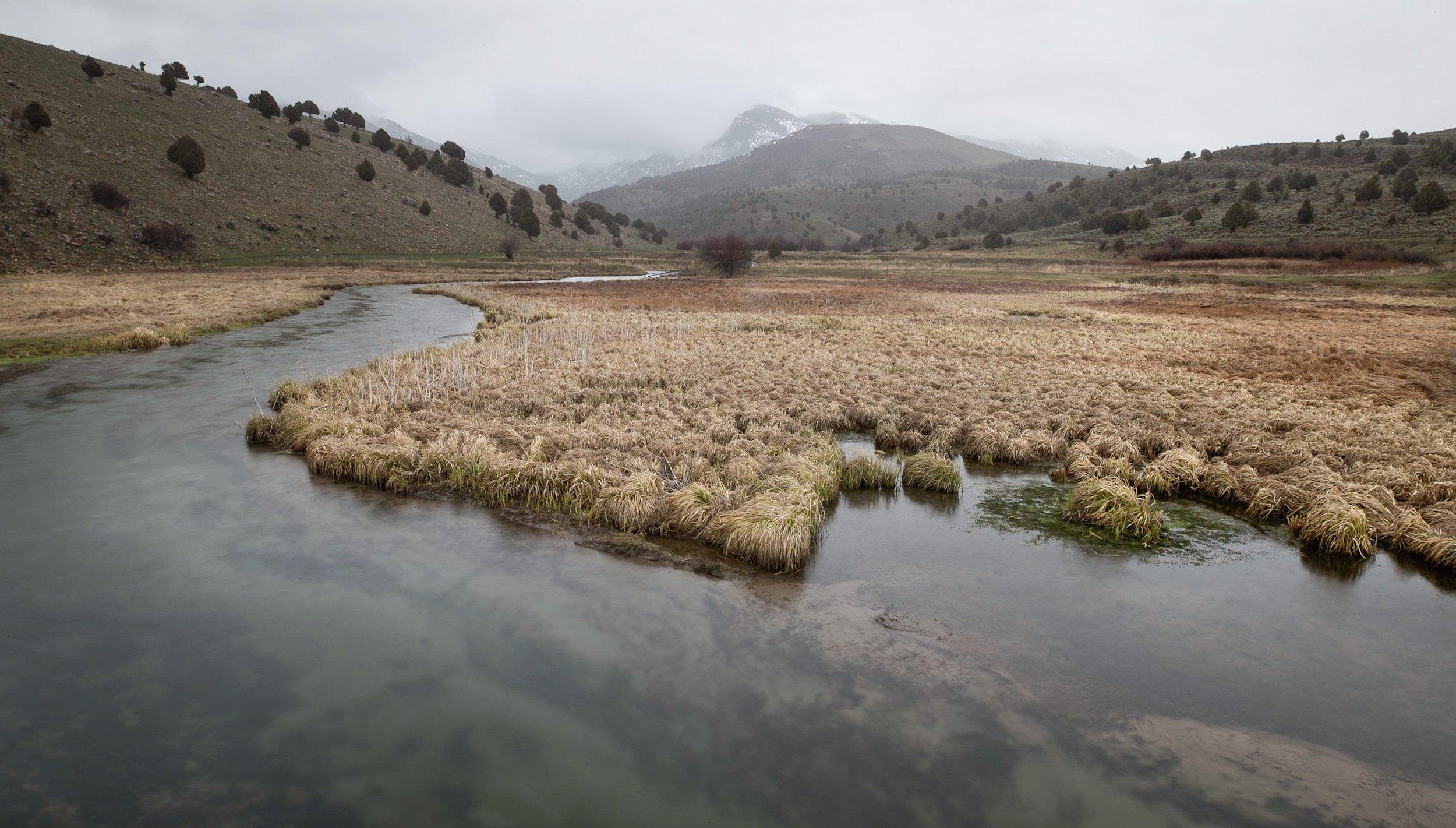 Blacksmith Fork River, Utah 2018