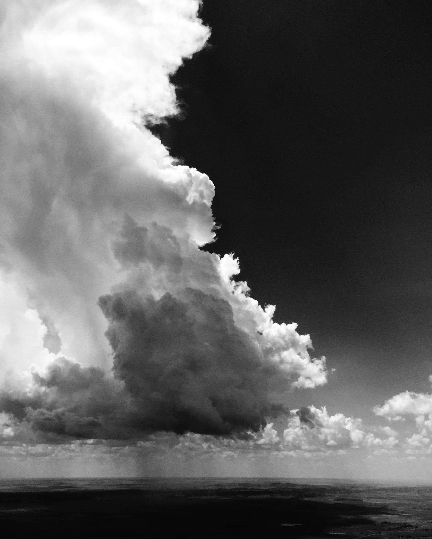 Rain over Nebraska | iPhone 6