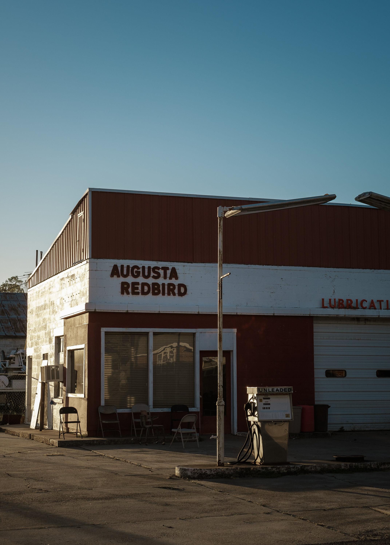 Augusta Redbird Augusta, AR