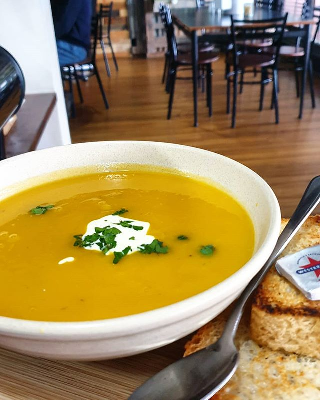 Adelaide Forecast...Soup weather
