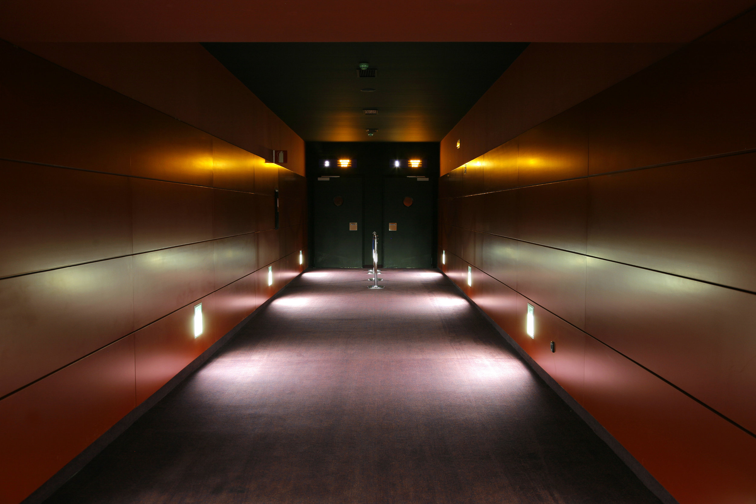 Light as a transformer - We believe in lighting design as a tool to shape space.