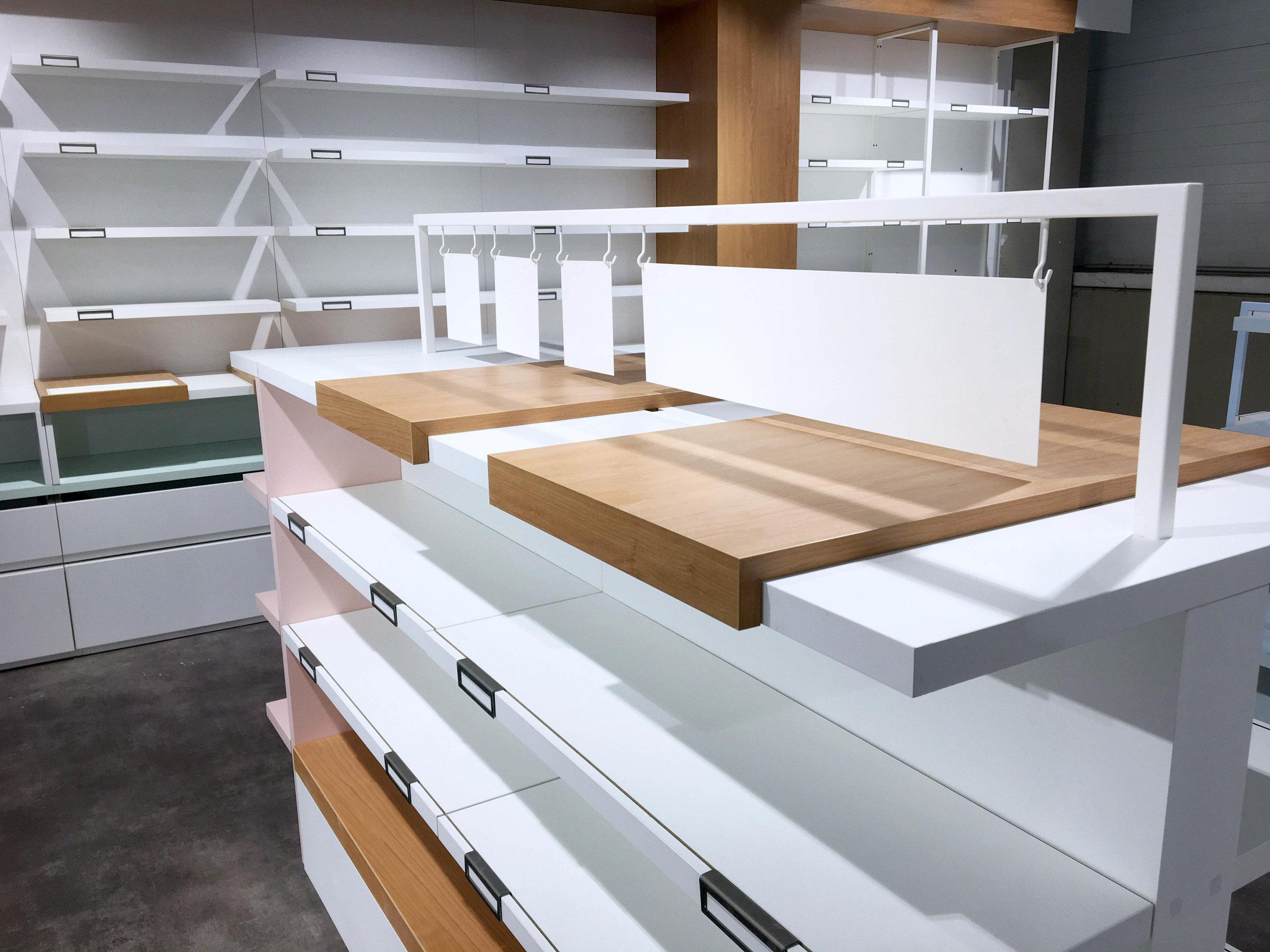 store furniture retail design