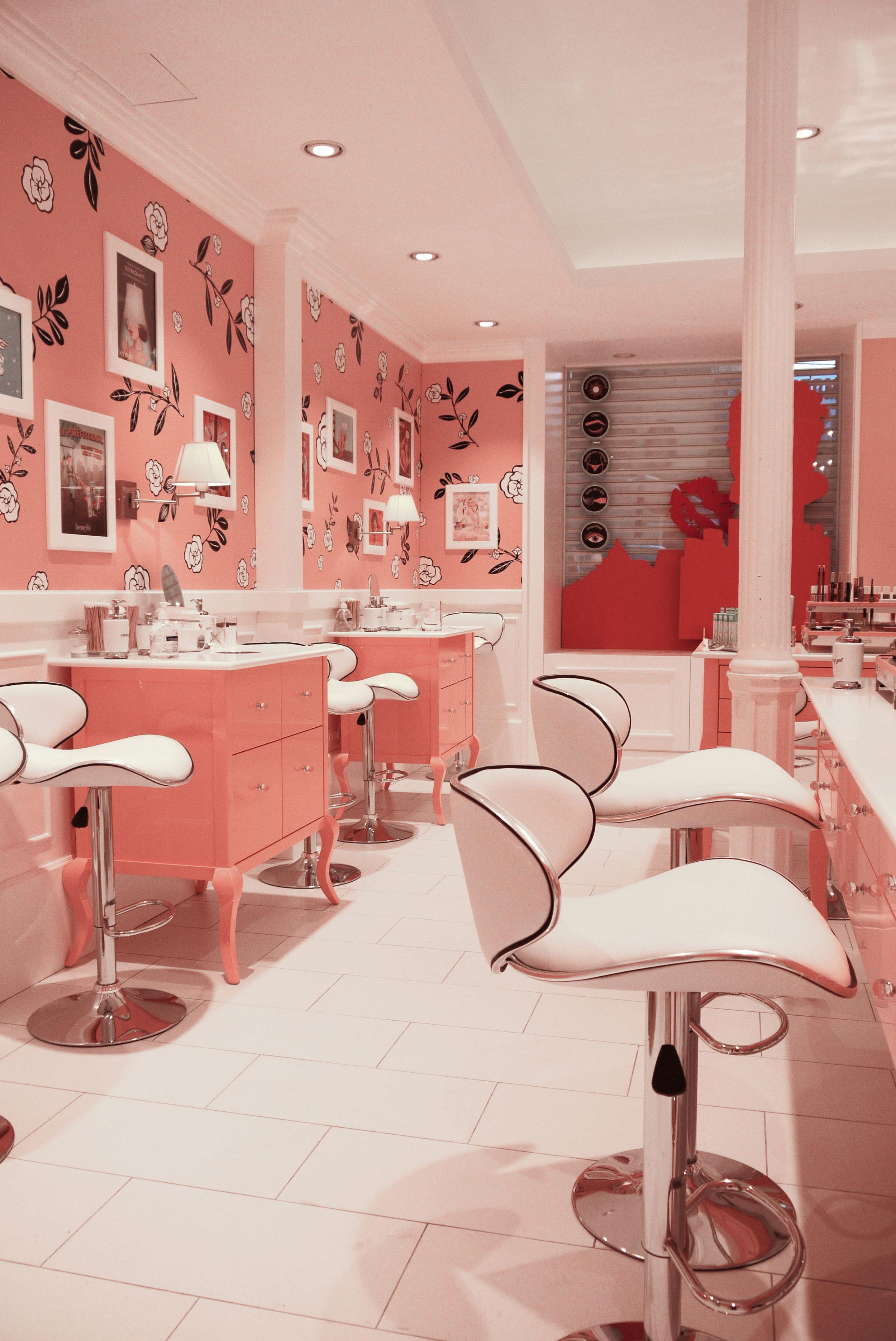 diseño interior madrid belleza