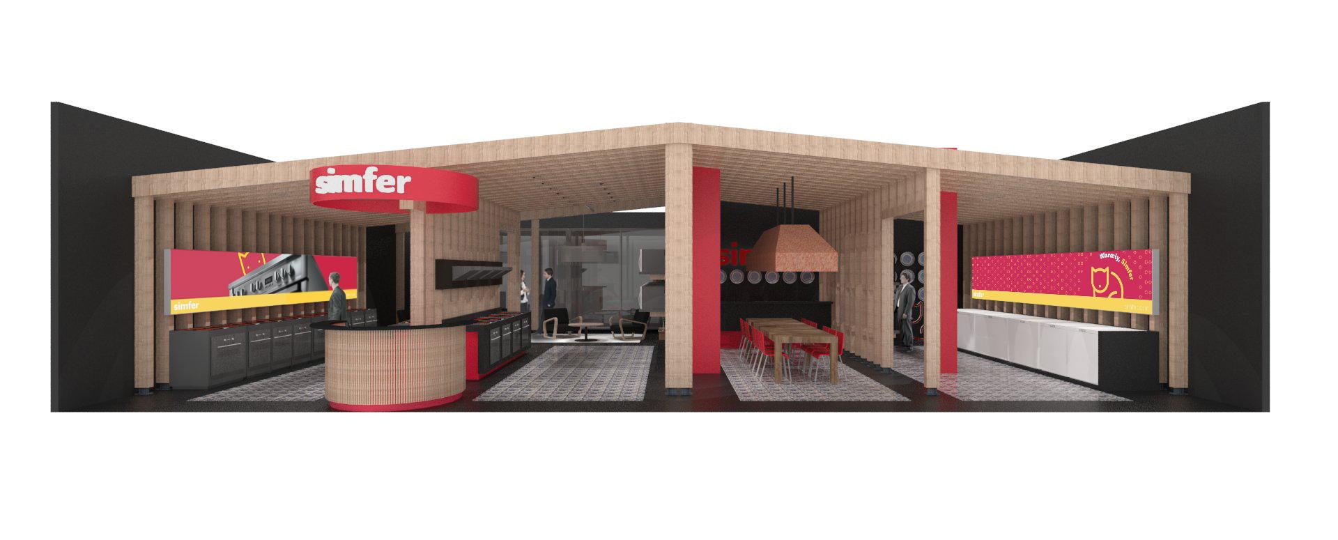 stand design concept