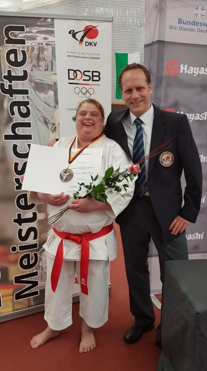 Petra Lenz und Sven Ferner