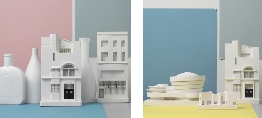 The architectural sculptures by  Chisel & Mouse  are so sexay. (Dezeen is having a give-away right now)