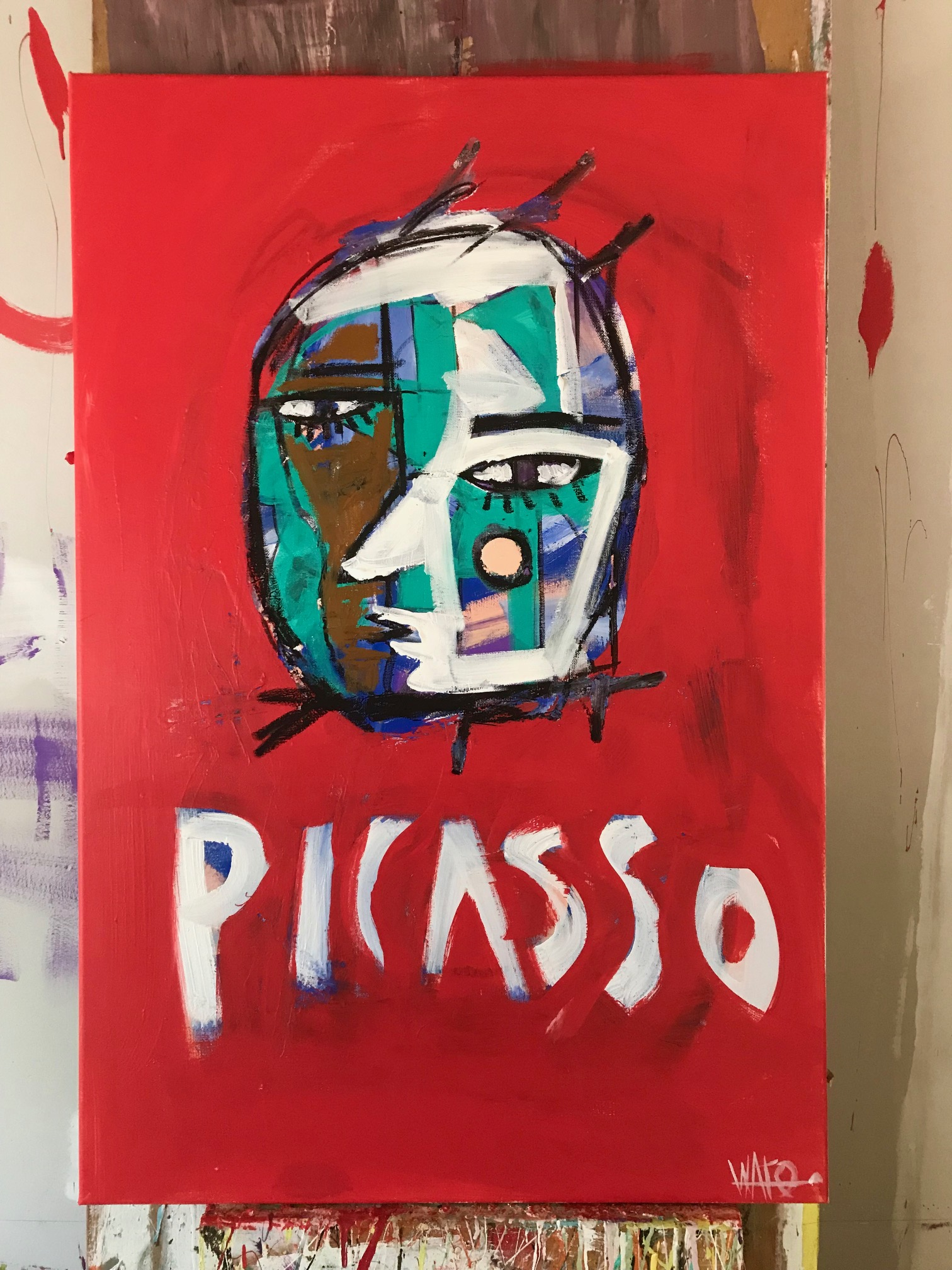 PICASSO. SOLD