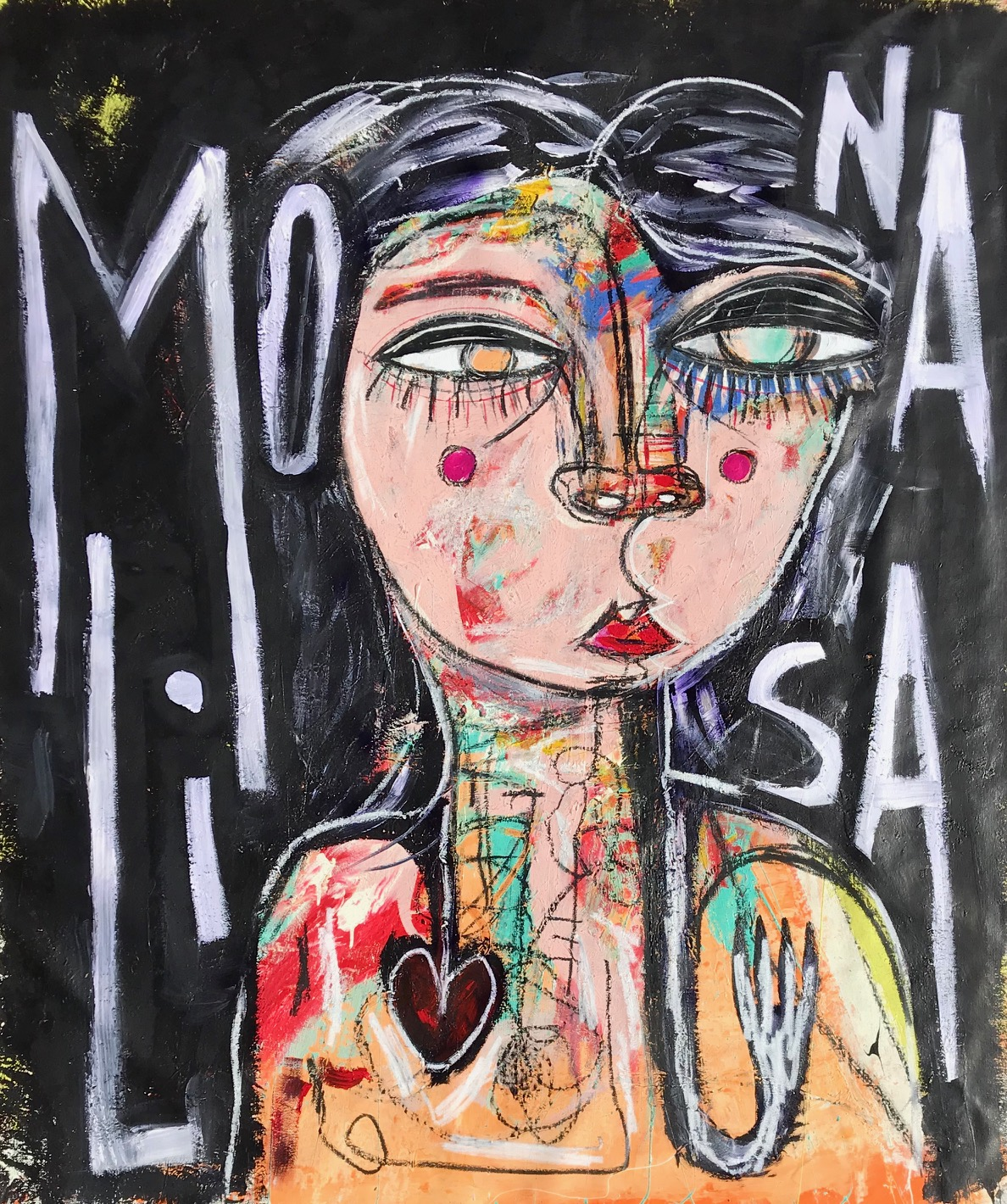 LA MONA LISA. SOLD
