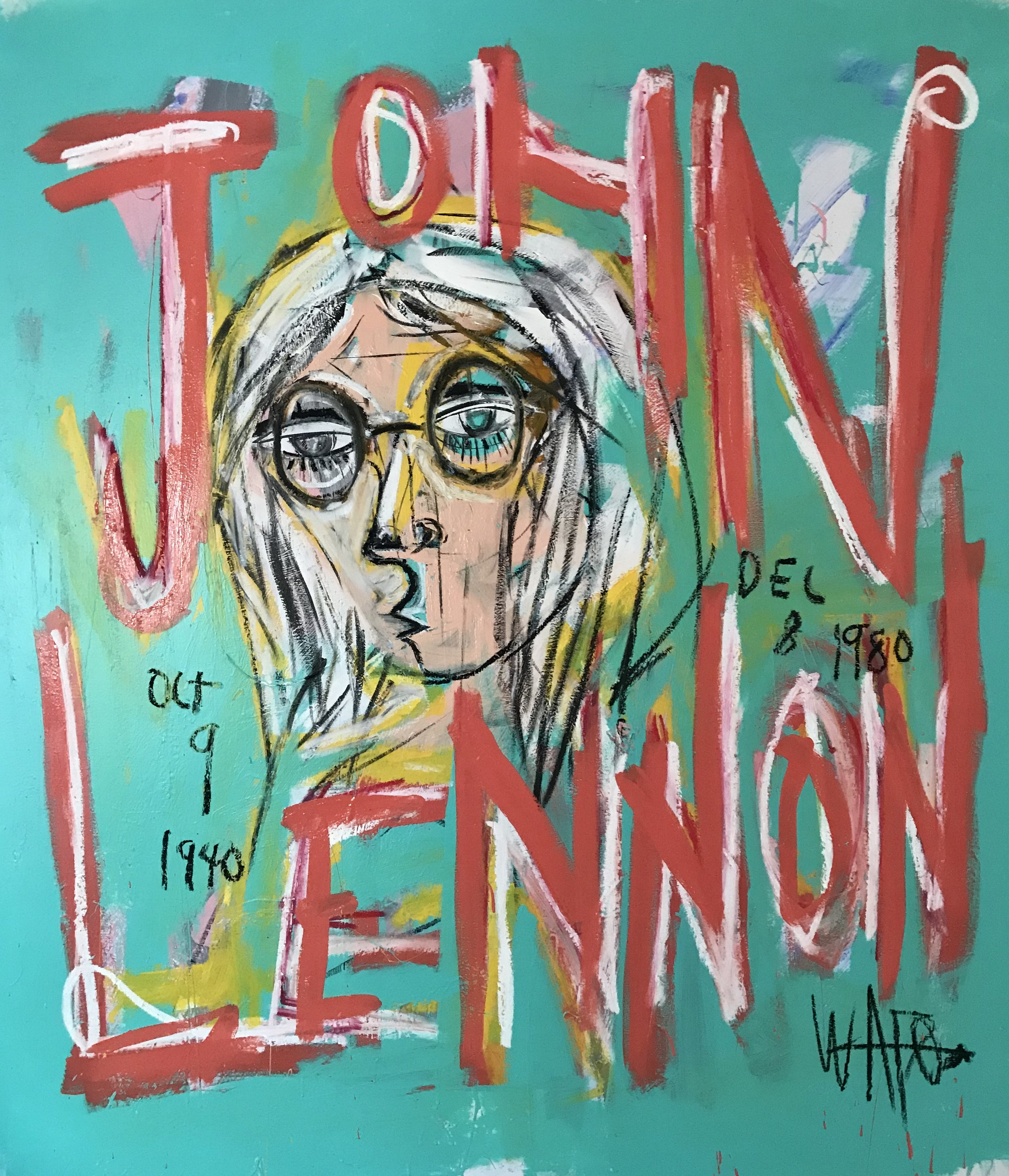 John Lennon . SOLD