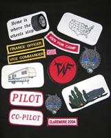 Custom patches, no minimum order