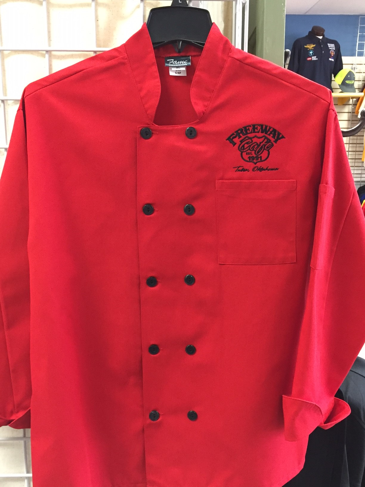 Corporate Chef Coat