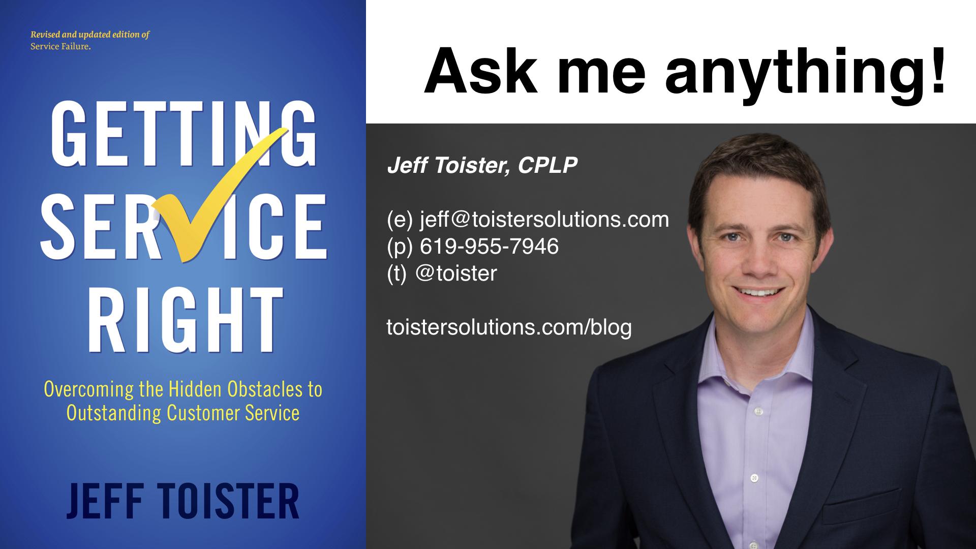 Title slide for Ask Me Anything webinar.
