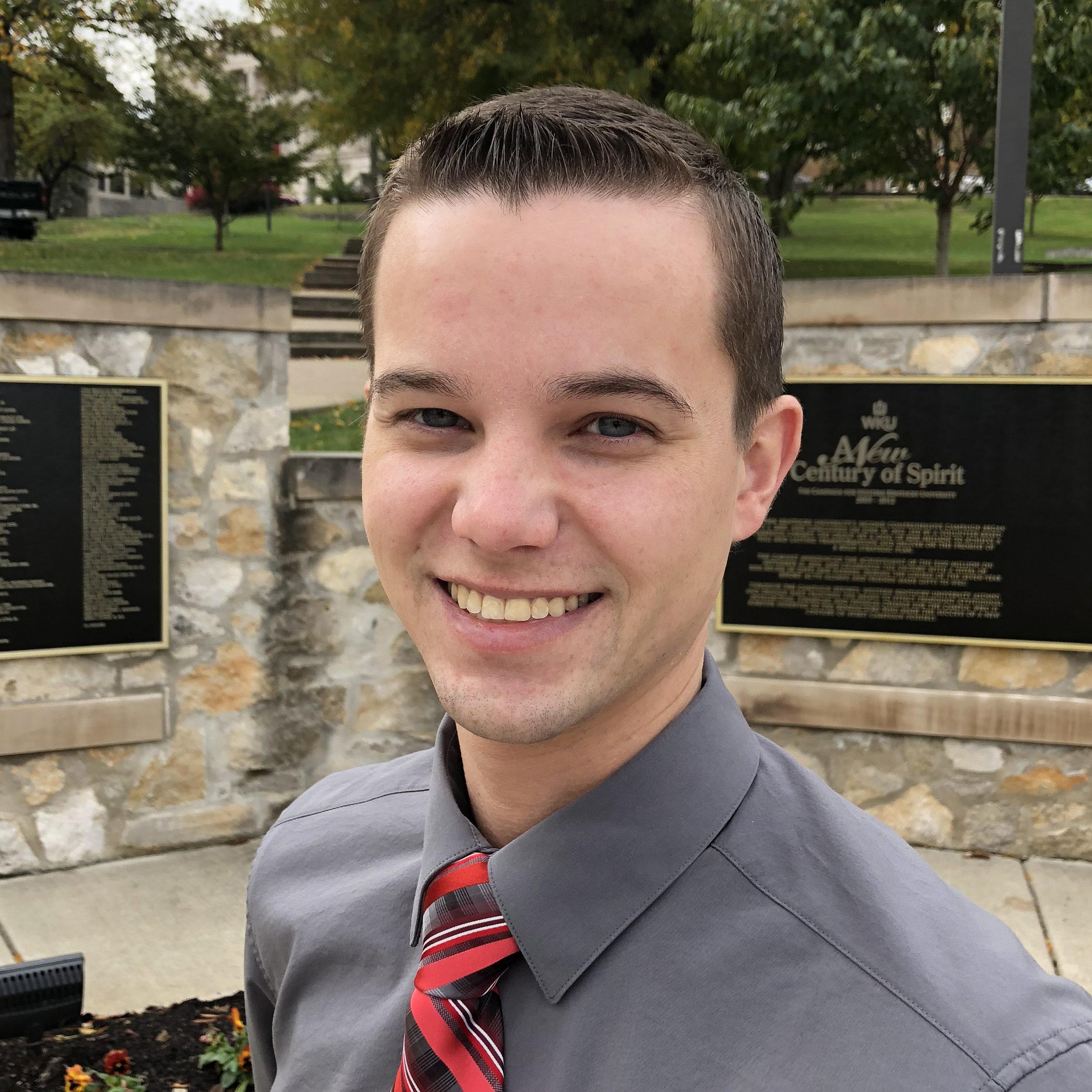 Andrew Gilliam, ITS Service Desk Consultant