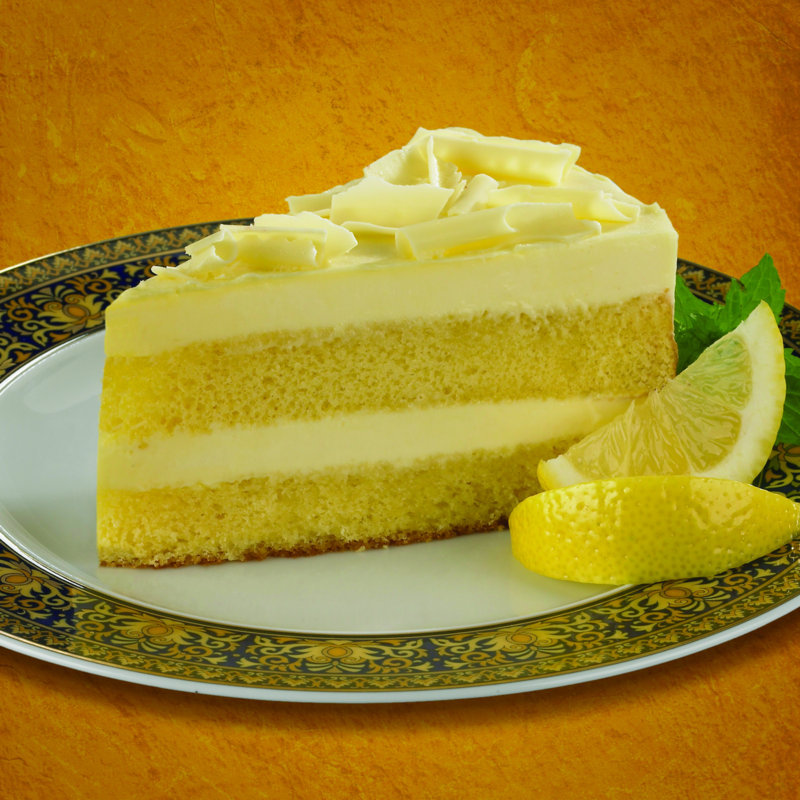 Lemoncello Mascarpone Cake