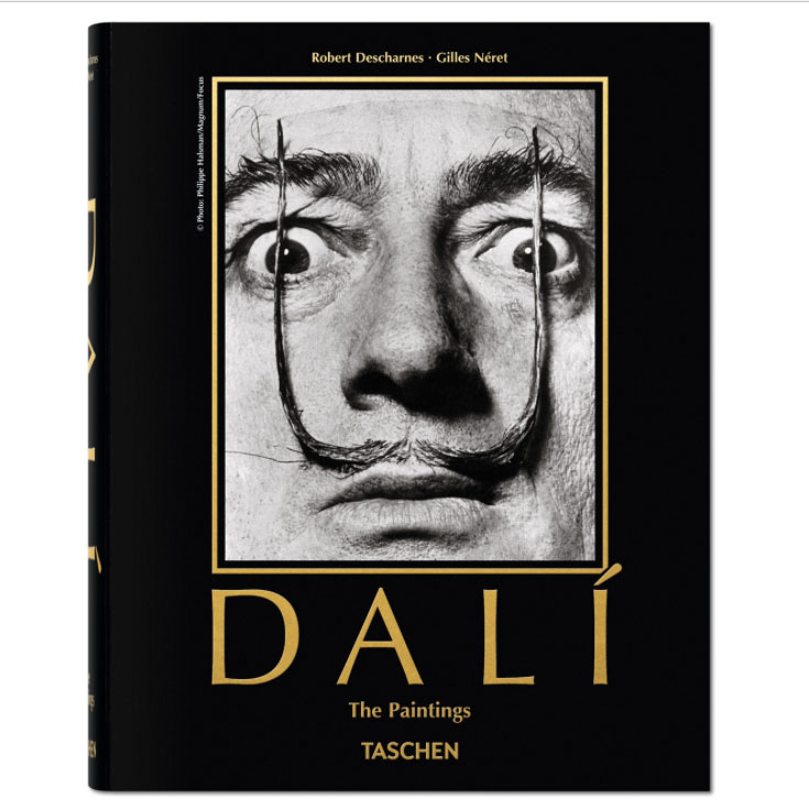 Dali The Paintings / 70 USD