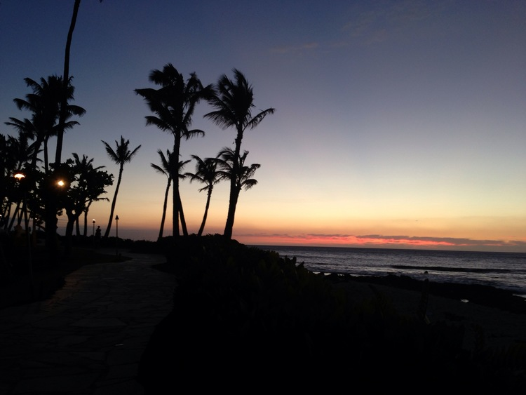 Waikoloa Sundown