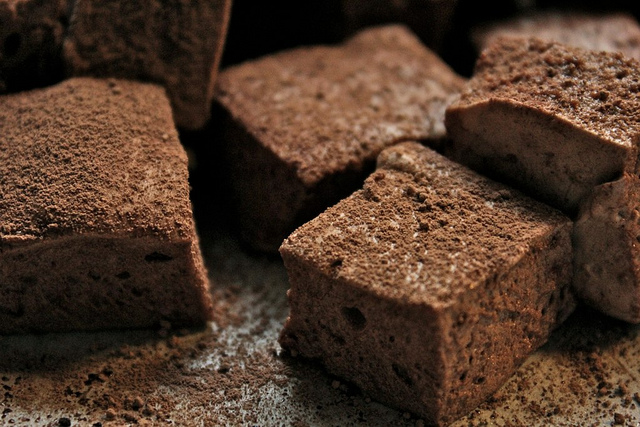 chocolate truffle stout marshmallows