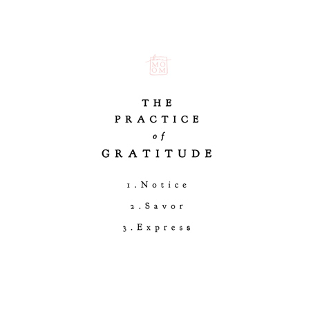 Image Credit:  Karmomo (there's also a great post on gratitude and how to cultivate it in your life. Check it out!)